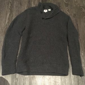 Levi's sweatshirt cotton and wool blend